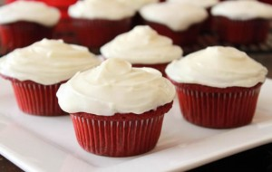 red velvet group 580 300x190 How To Prepare Red Velvet Cupcake Recipe